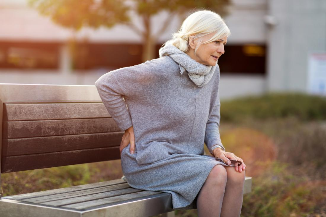 Older adult back pain