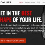 How online personal training helped me lose weight and belly fat (Caliber Fitness review)