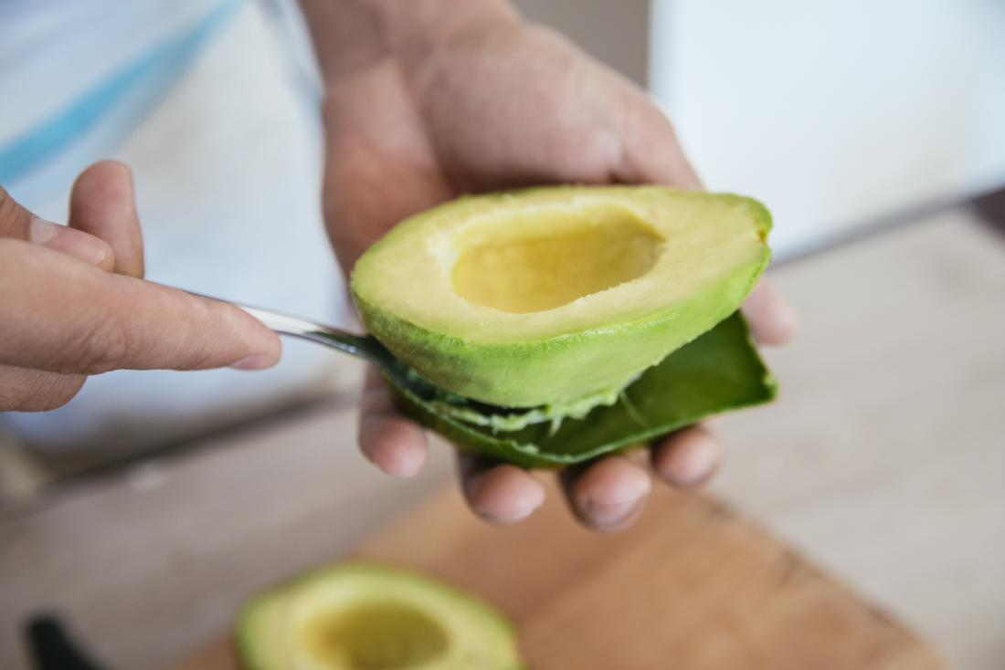 what to eat before a workout avocado