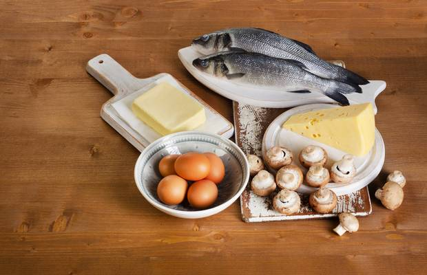 Research: Vitamin D is present in a number of foods, including fish and eggs