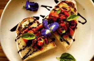 italian vegan food