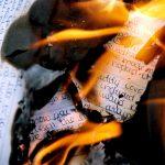 Nebraska teen starts apartment fire burning ex's love letters
