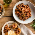 Try this: Frank Camorra's beef tartare