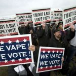 Trump to meet with vaping industry, public health advocates as he mulls flavored e-cigarette ban