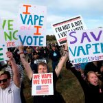 Trump's F.D.A. Nominee Sidesteps Questions About Banning Flavored Vaping Products