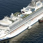 At least 10 people– including American– test positive for coronavirus on cruise ship off Japan, 3,700 quarantined