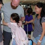 Christmas Island evacuees return home