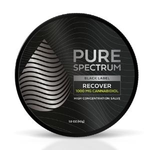 Pure Spectrum CBD Topical